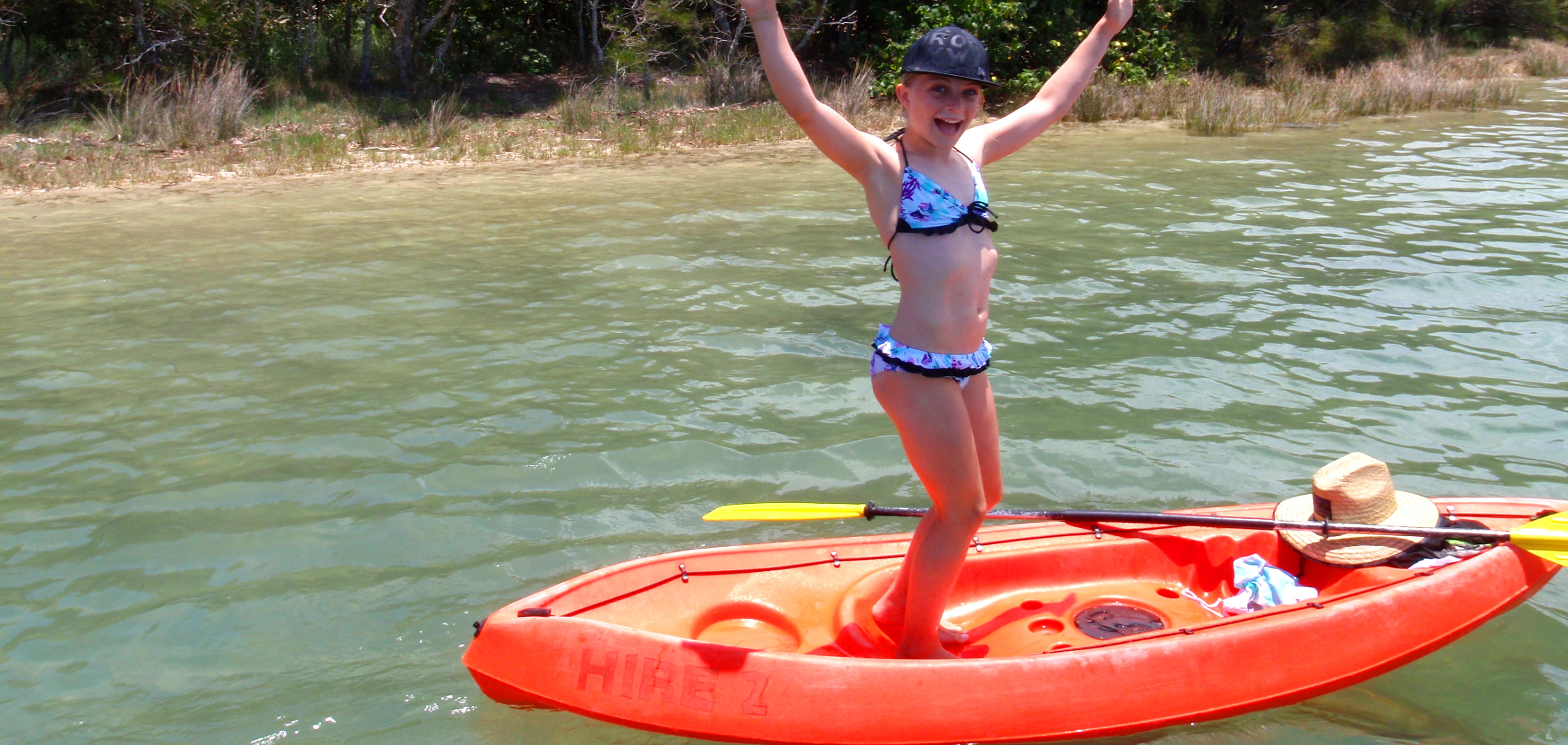 Sunshine Coast Kayak & SUP Hire